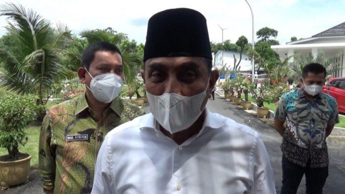 Gubernur Sumut Copot Dua Direksi PDAM Tirtanadi