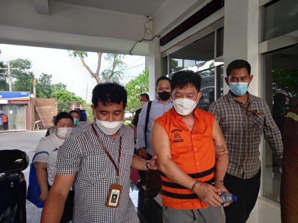 Buron 6 Tahun, A Tiam Berhasil Di Ringkus di Gudang JMS Medan