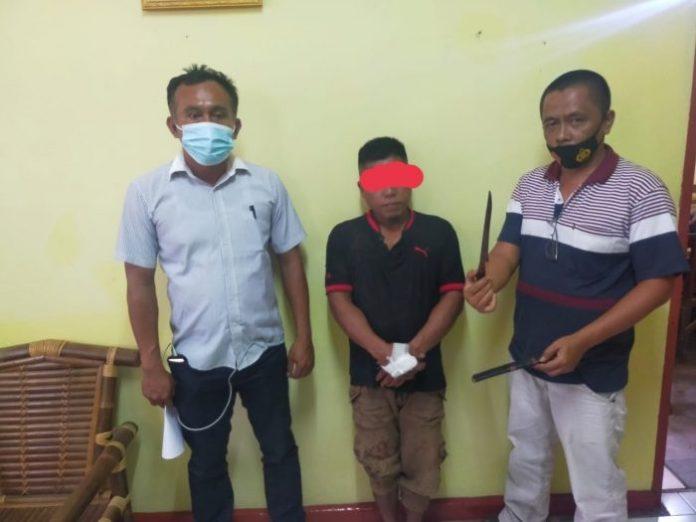 Warga Dairi Tewas Ditikam 3 Liang Oleh Teman Sekampung di Warung Tuak