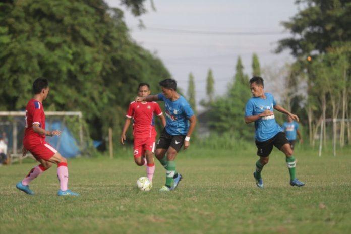 Lumat Karo United 6-1