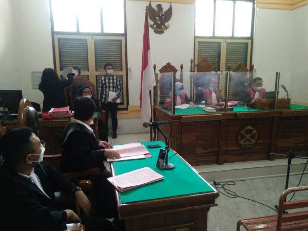 Kerap Aniaya Ibu Kandung, Anak Divonis 3 Tahun Penjara