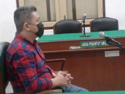Sejak Dilimpahkan ke Jaksa, Terdakwa Kasus Judi Online di Medan Tidak Ditahan
