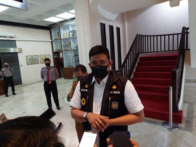 Data Covid-19 Sudah Diperbaiki, Bobby Ingin Medan Turun ke Level 3