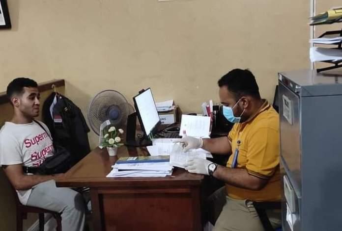 Bawa Ganja 31 Paket di Simalungun, Warga Mesir Jalani Sidang Perdana