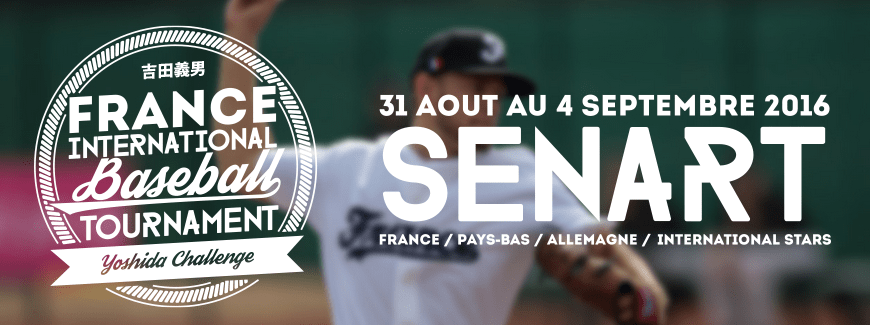 Afbeeldingsresultaat voor France International Baseball tournament