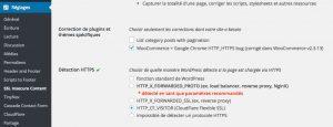 Check status SSL Insecure Content Fixer CloudFlare