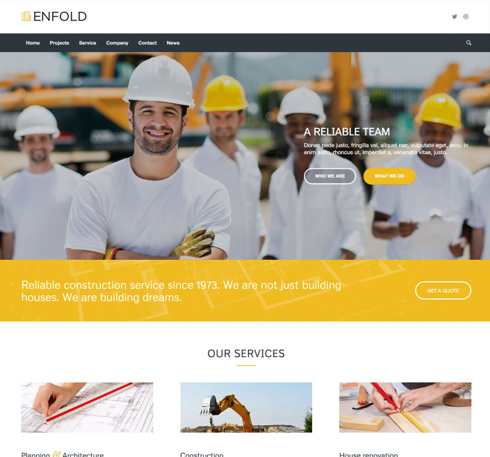 Enfold Construction