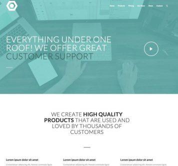 Enfold Startup