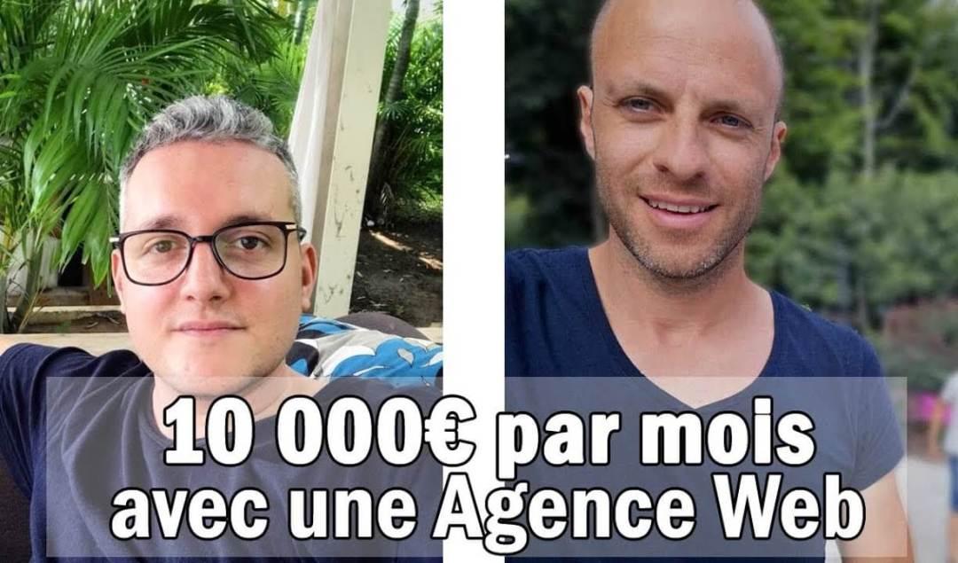Romain Plagnard et Nicolas Laruelle sur YouTube