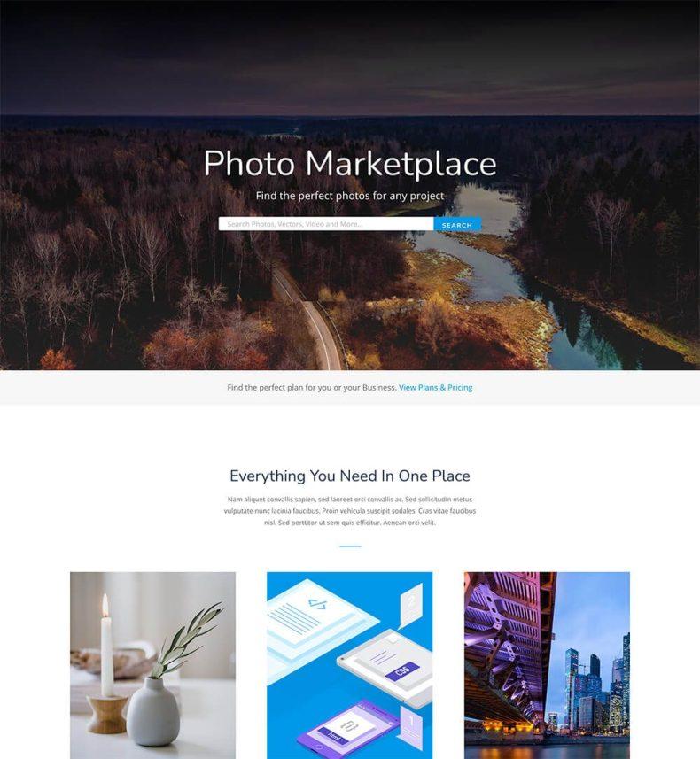 Divi: el mejor tema de WordPress para crear un mercado de WooCommerce