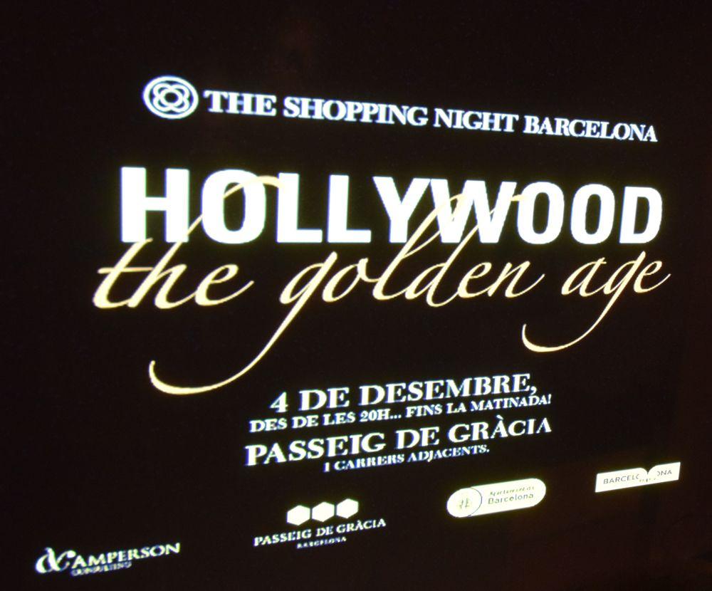 The Shopping Night Barcelona Blogger