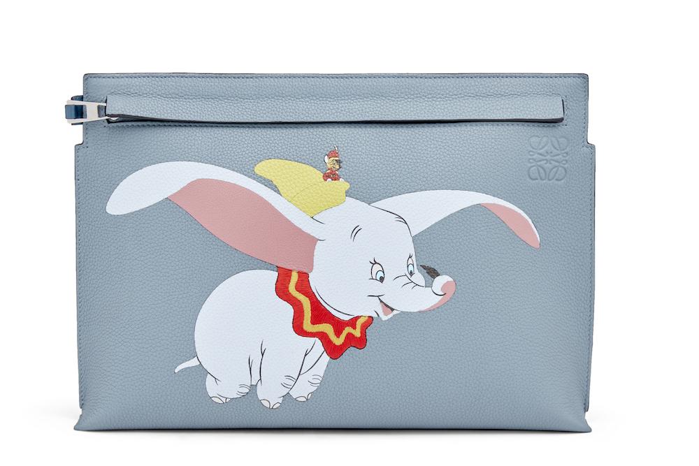 Loewe Disney Dumbo T-Pouch