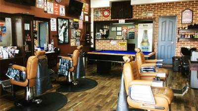 Atanasio Mister Barber Shops