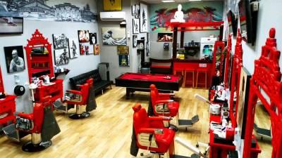 Asia Mall Mister Barber Shops 3