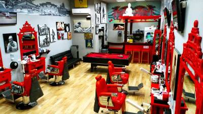 Asia Mall Mister Barber Shops 3