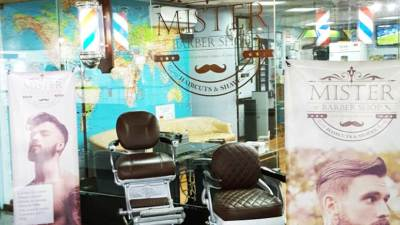Edificio Atlantis Mister Barber Shops 2