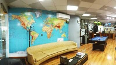 Edificio Atlantis Mister Barber Shops 4