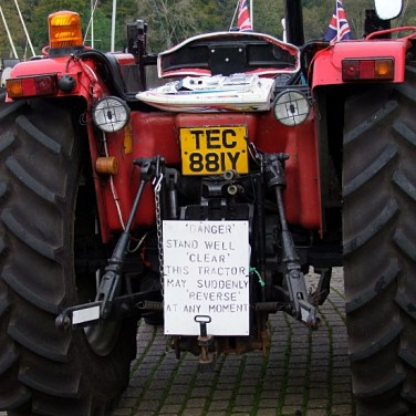 TractorBack