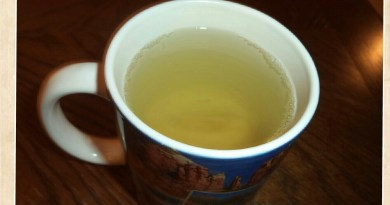 Fight Flu and Sickness with Gingerish Tea