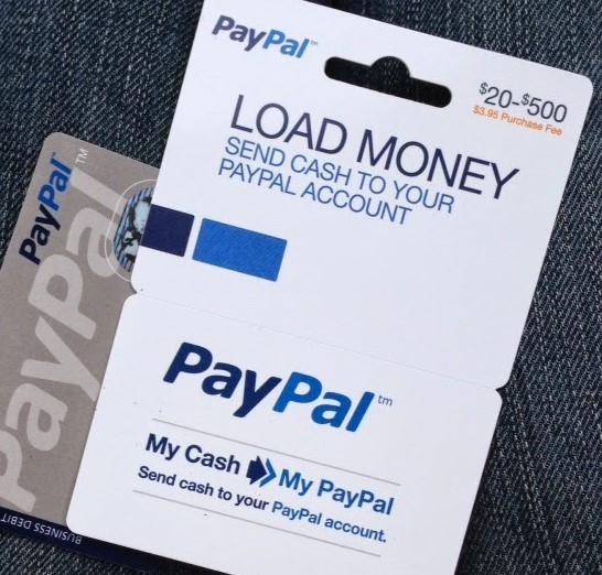 Paypal Business Debit Card Review – MisterCMT