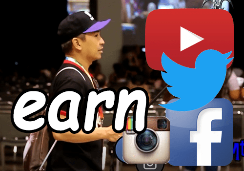 How To Earn Money By Being On Social Media