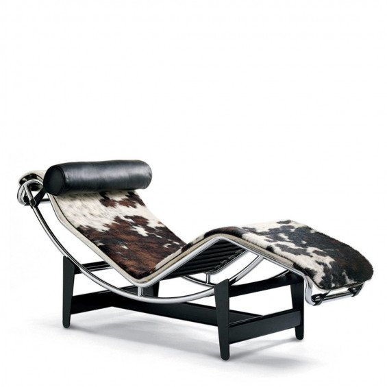 Cassina LC4 Chaise Longue Le Corbusier MisterDesign