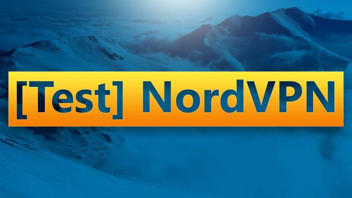 Test Nordvpn