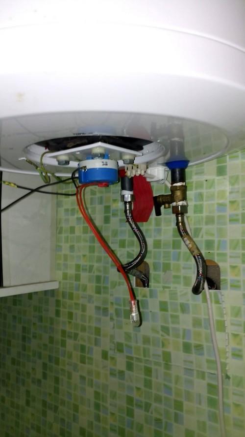 """Замена  анода в водонагревателе """"Gorenje"""""""