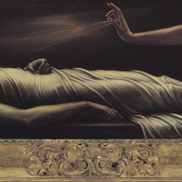 Muerte de Santa Ines