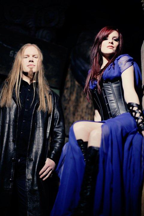 Morten Veland y Ailyn