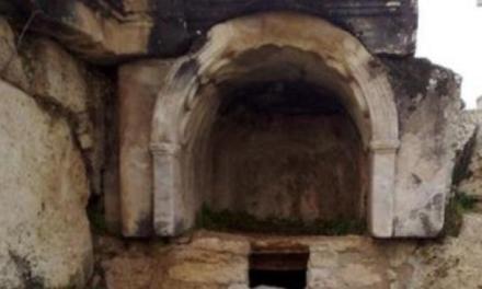 La porta degli inferi scoperta in Turchia
