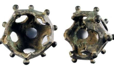 Il mistero irrisolto del dodecaedro Romano