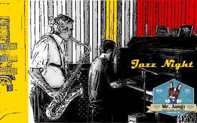 Mister Jangì – Sabato 22 Luglio – Jazz Night – Marco Garavaglia