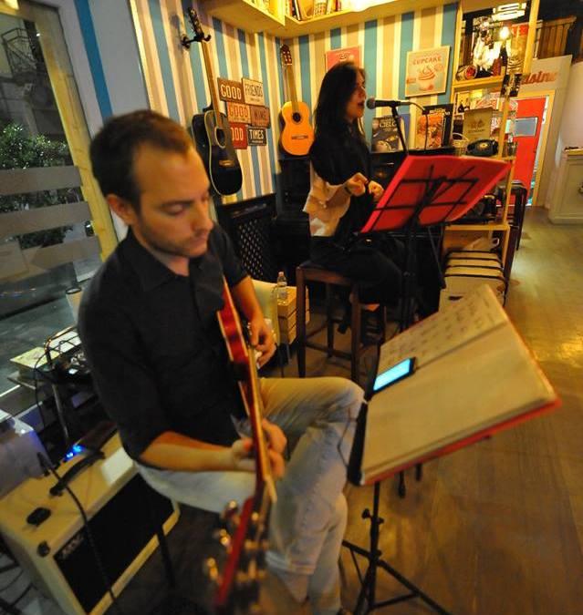 Sabato Jazz Night Mister Jangì