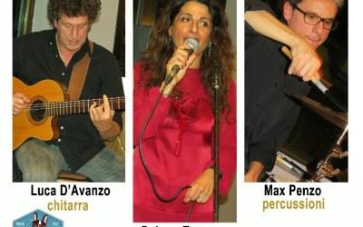 Domenica 05 Trio Sambossa al Mister Jangi