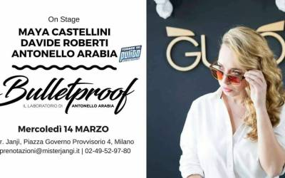 Cabaret a Milano – il Mercoledì al Mr. Jangì con BulletProof