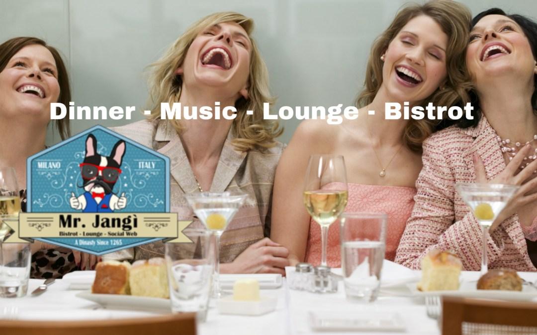Cena e Musica Giovedì, Venerdì e Sabato
