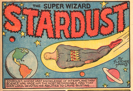 Image result for stardust the super wizard