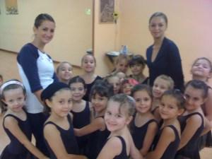 Gruppo danza bambini