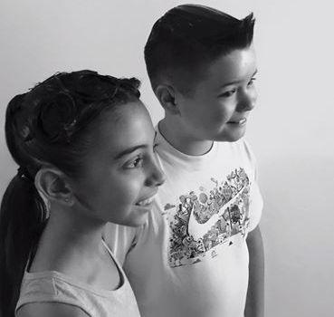 Sono Juveniles Nicolas e Greta conquistano la classe B3!