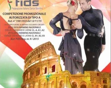 Roma Dance Cup 2016