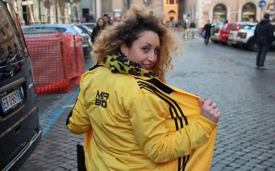Roma Flash Mob Mister Mabo