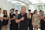 maestro Goran nordin danza sportiva