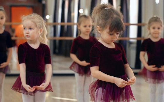Perché iscrivere tuo figlio a danza?