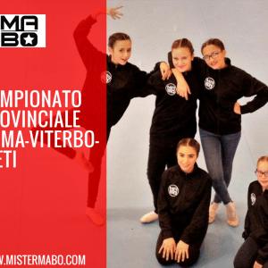 Mabo Team presente al Campionato Provinciale!
