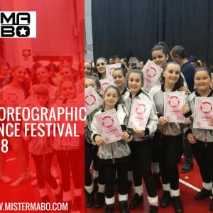Choreographic Dance Festival: MaboTeam presente!