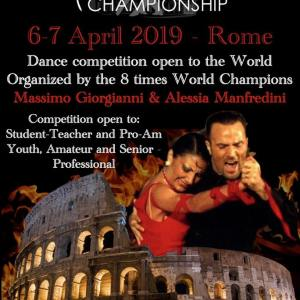 Dance As Fire Championship 2019