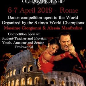 Dance As Fire Championship 2019