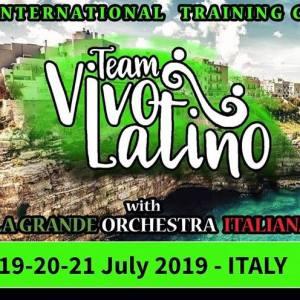 Vivo Latino Training Camp VII edizione