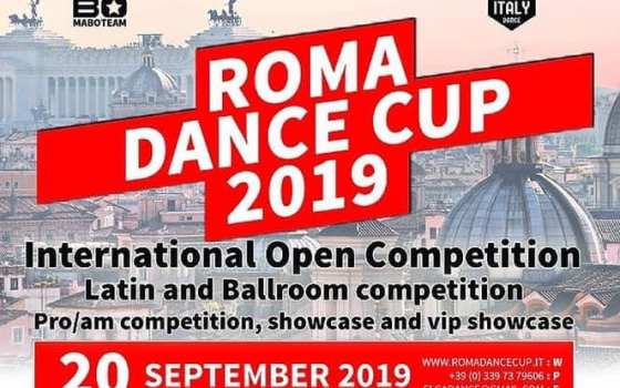 Roma Dance Cup 2019